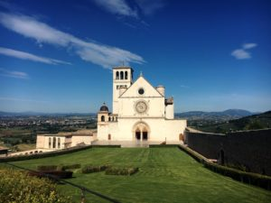 Italy: Assisi (historic site)